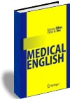 This book is an introduction to the vast topic of medical English. It will not only help you to improve your English, but is also an introduction to the world of medical jargon.